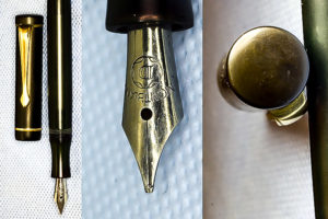 Montblanc 322 - Before