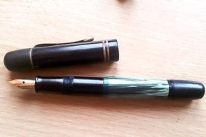 Franken-Pen based on Pelikan - Before